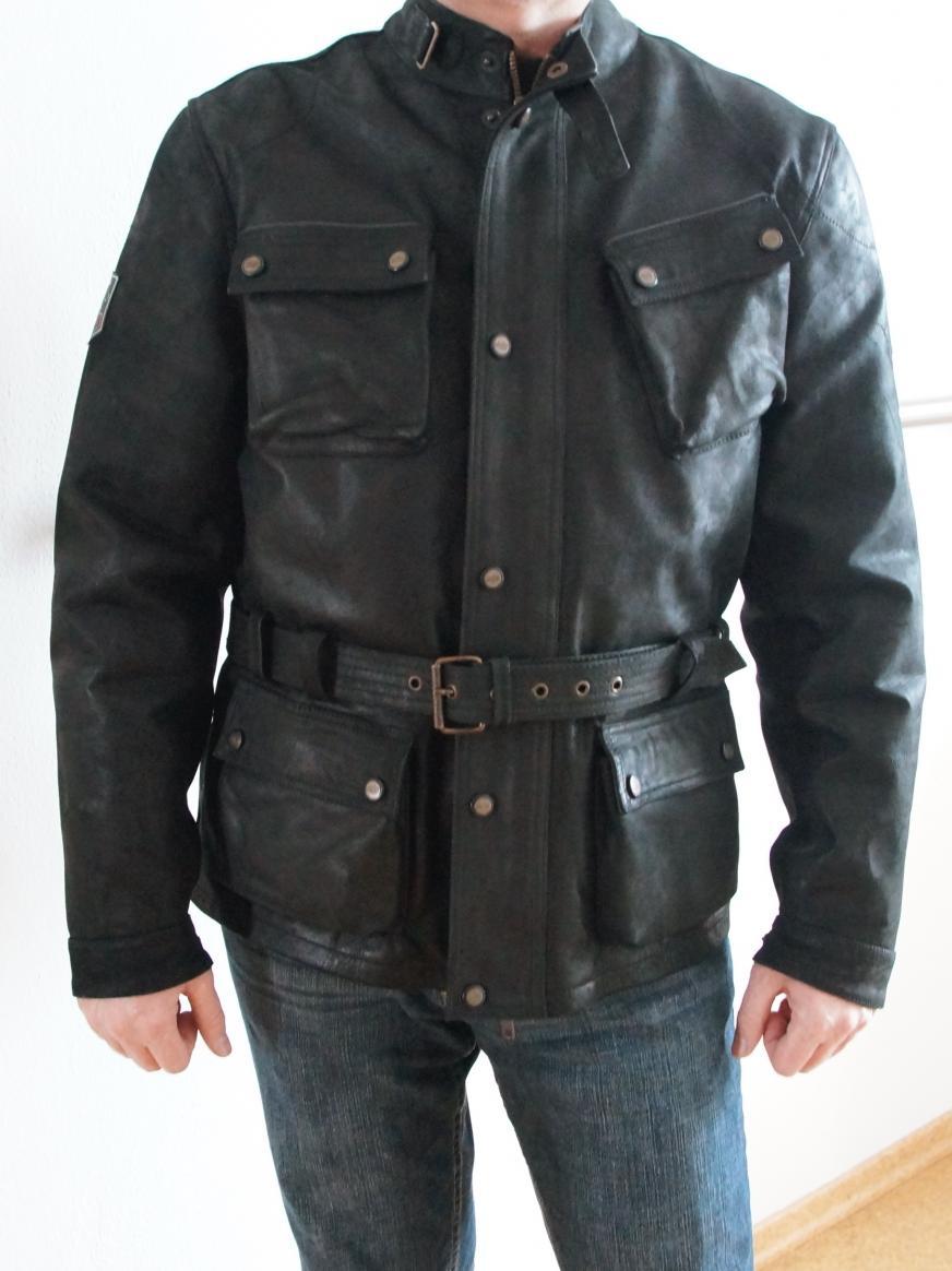 Das Lederjacke Zu Biete Verkaufen Guzzisti Gr58 Ajs j4L35RA