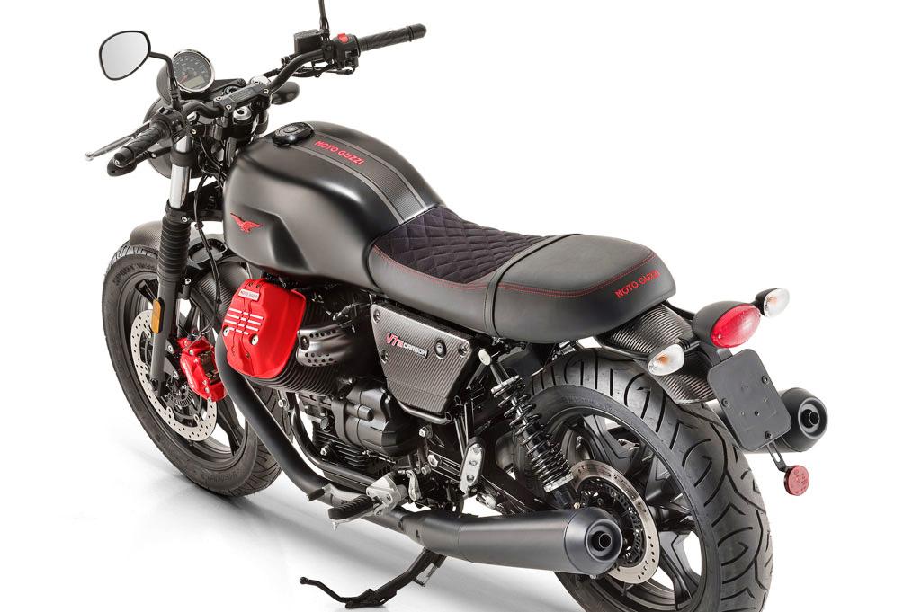 Dreimal Guzzi V7 III in der Motorrad - Guzzisti - Moto