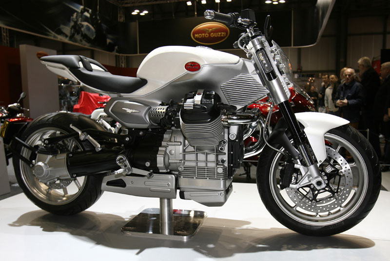 weitere Bilder Moto Guzzi Konzeptstudien - Guzzisti - Moto