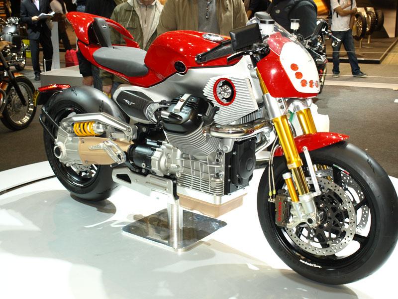 V12LM6 - Guzzisti - Moto Guzzi News, Händler und Forum