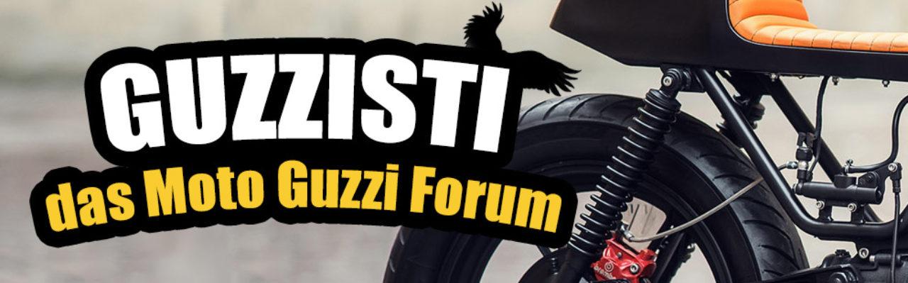 Guzzisti – Moto Guzzi News, Händler und Forum